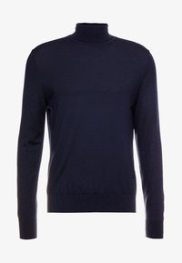 FLEMMING TURTLE NECK - Svetr - night sky