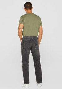 edc by Esprit - Straight leg jeans - gray - 2