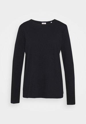 SHOULDER  - Long sleeved top - black
