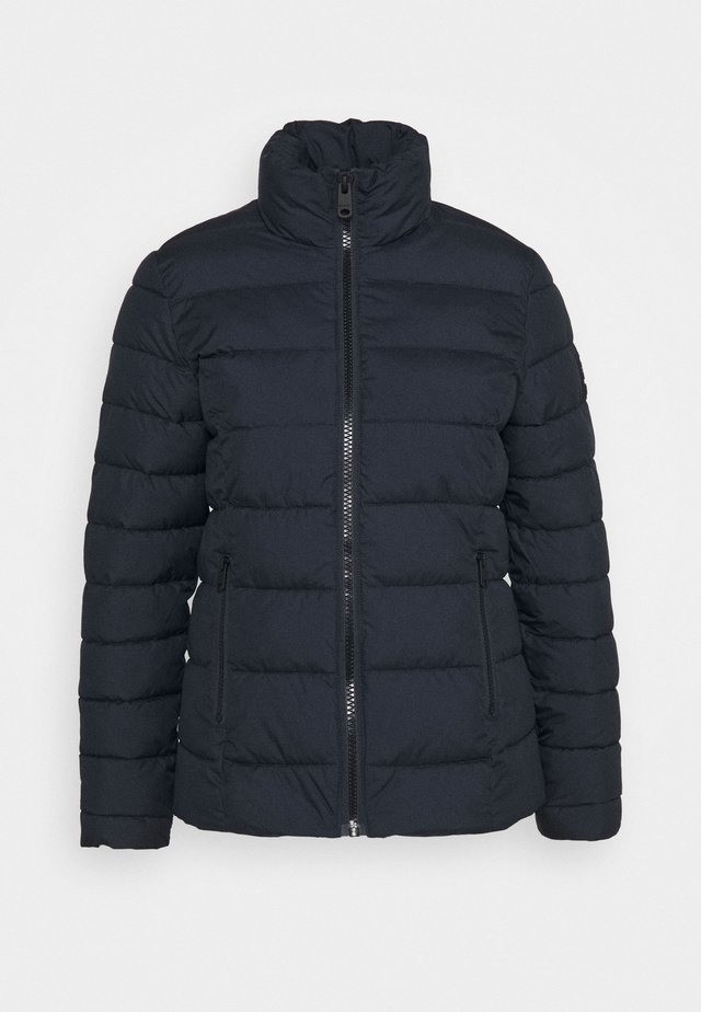CLAVIERE WOMAN JACKET - Talvitakki - deep navy