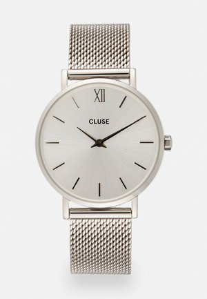 MINUIT - Montre - silver-coloured