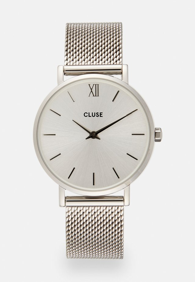 MINUIT - Watch - silver-coloured
