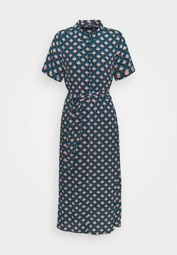 DRESS EMPEROR - Shirt dress - everglade