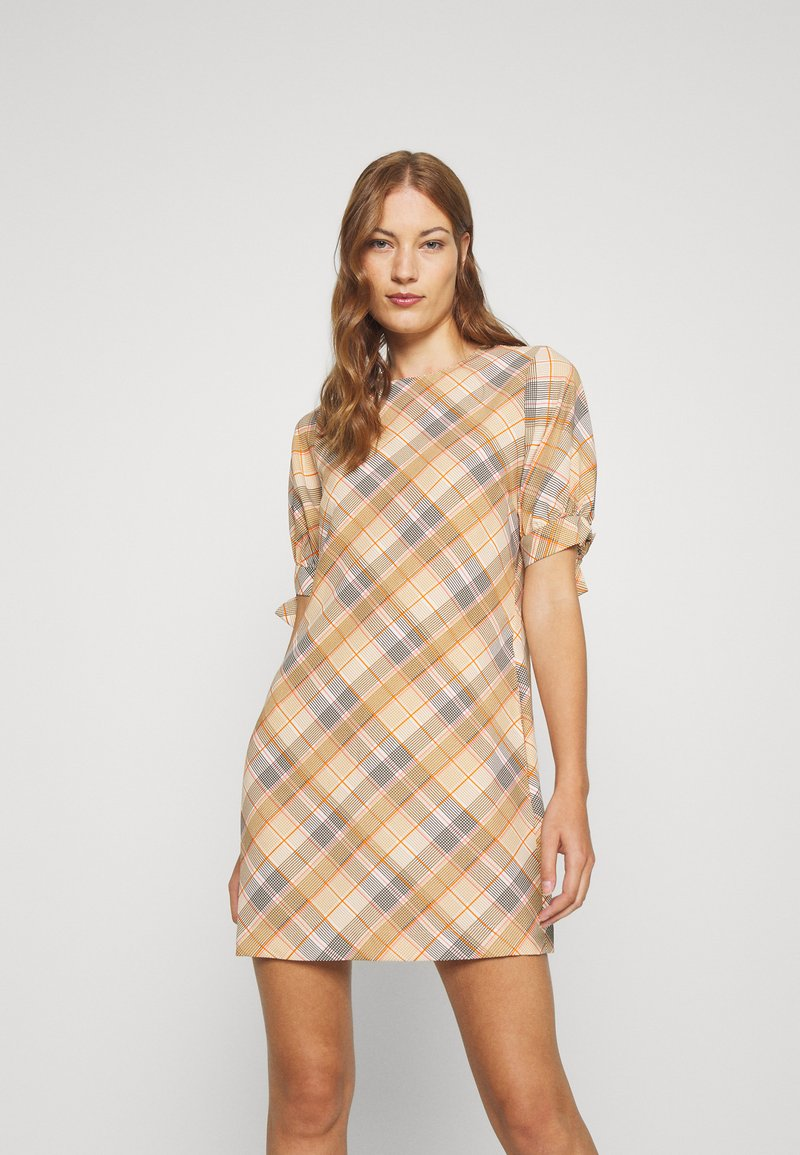 DAY Birger et Mikkelsen - TOMORROW - Shift dress - ivory/shade