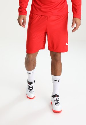 LIGA - Sports shorts - red/white