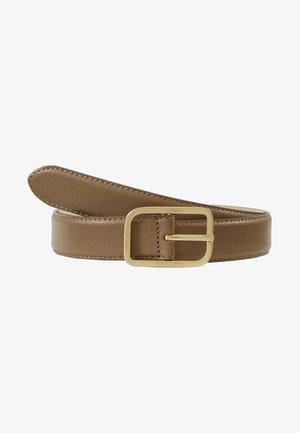 ZAIRA BELT - Belt - beige