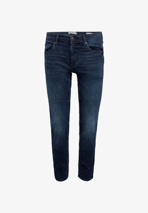 Slim fit jeans - blue black
