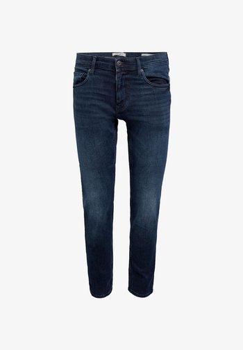 Slim fit jeans - blue black
