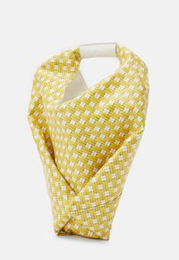 MM6 Maison Margiela - BORSA MANO - Bolso shopping - yellow - 5