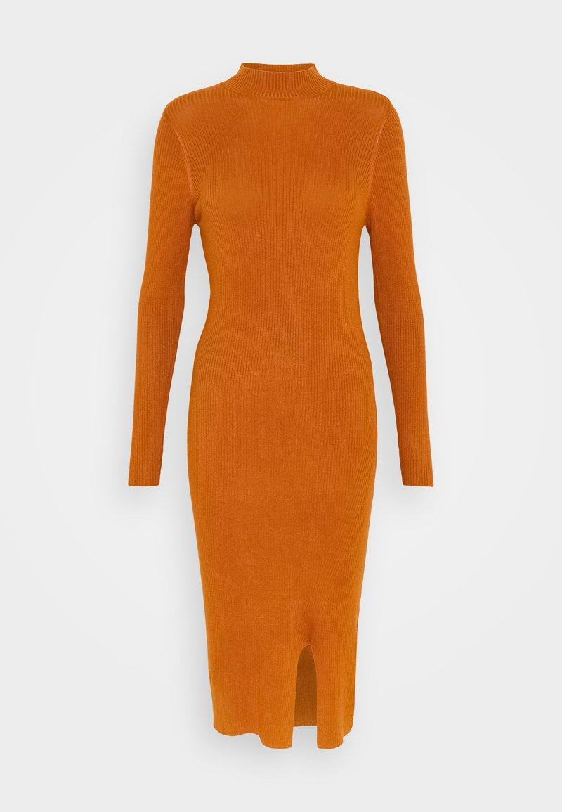 JDY - JDYSABINA DRESS - Jumper dress - leather brown