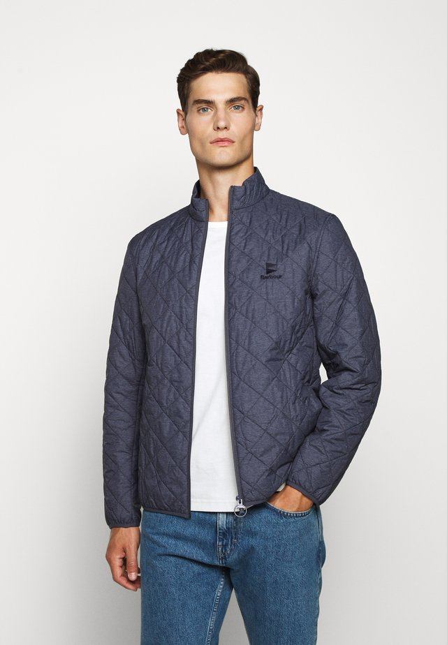 ANCRO QUILT - Light jacket - navy