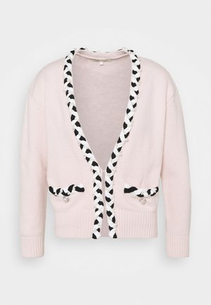 MILLYA - Cardigan - rose pale