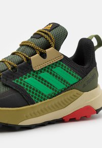 adidas Performance - TERREX TRAILMAKER R.RDY UNISEX - Hiking shoes - wild pine/vivid green/vivid red
