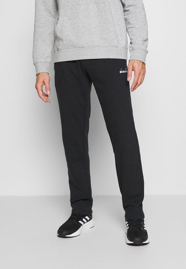 PANTS CORE - Teplákové kalhoty - black
