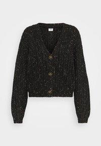Cotton On - MULTI CROPPED CARDI - Cardigan - black multi - 0