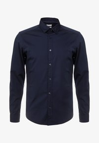 Esprit - SOLIST SLIM FIT - Košile - navy - 4