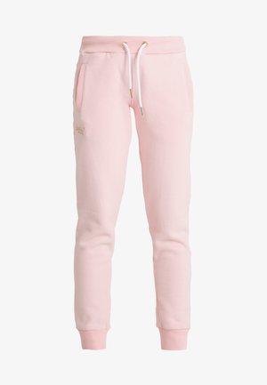 ORANGE LABEL - Tracksuit bottoms - fade pink