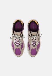 Timberland - FIELD TREKKER  - Sneakers - light taupe/purple - 3