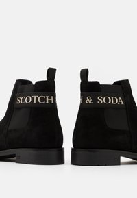 Scotch & Soda - PICARO - Kotníkové boty - black - 5