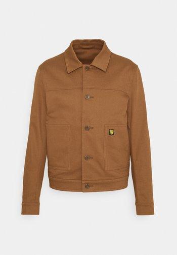 KASAR - Giacca leggera - rustic brown