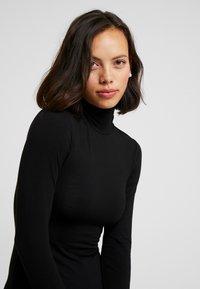 Anna Field - LAURA  2PP HIGH NECK BODIES  - Body - black - 4