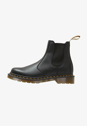 2976 CHELSEA VEGAN - Korte laarzen - black