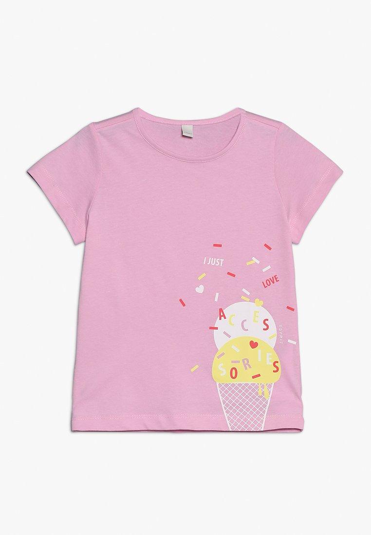 Esprit - T-shirt print - candy pink