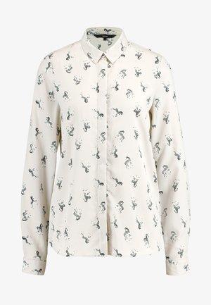 VMFEDORA  - Button-down blouse - birch
