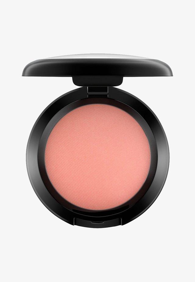 POWDER BLUSH - Blush - peaches