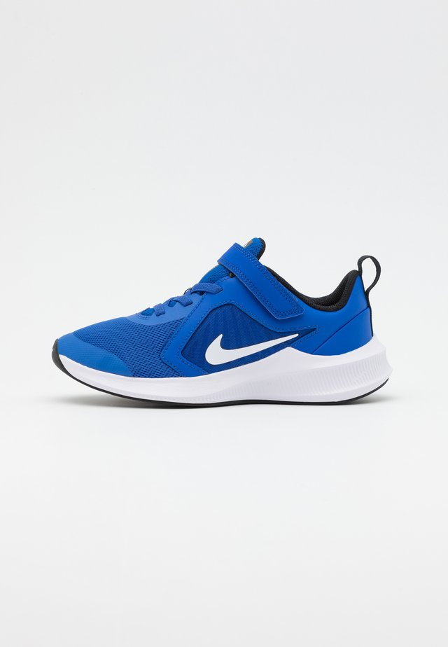 DOWNSHIFTER 10 UNISEX - Scarpe running neutre - game royal/white/black