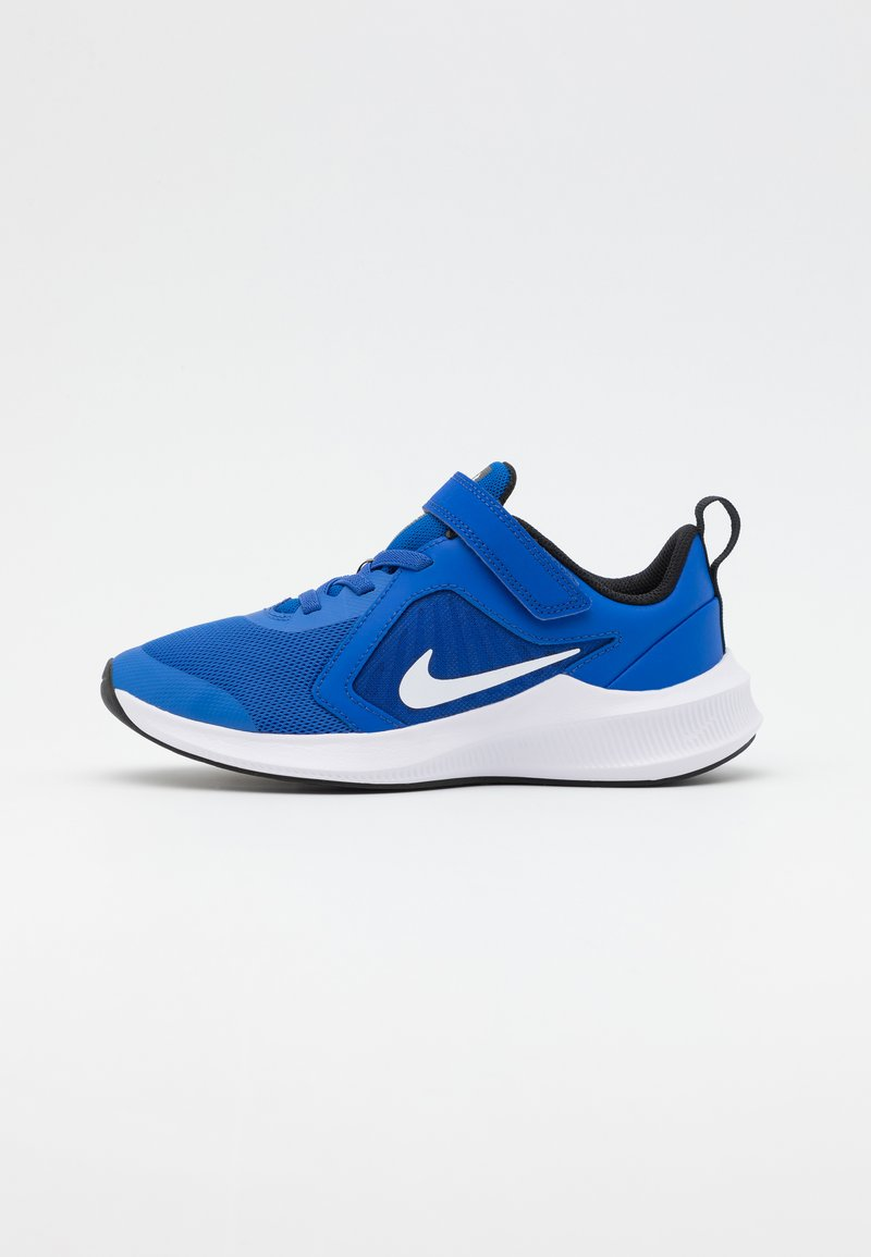 Nike Performance - DOWNSHIFTER 10 UNISEX - Zapatillas de running neutras - game royal/white/black