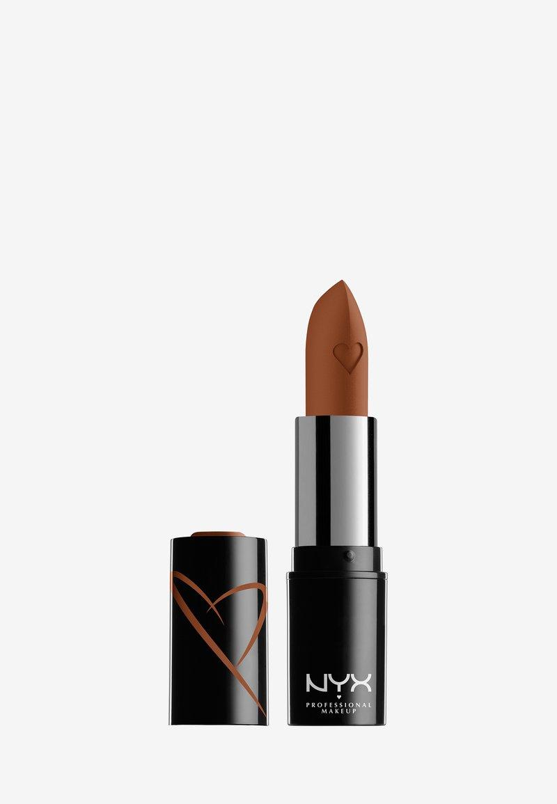 Nyx Professional Makeup - SHOUT LOUD SATIN LIPSTICK - Lipstick - cactus dreams