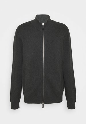 CARDIGAN - Strickjacke - charcoal