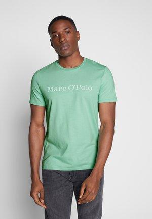 SHORT SLEEVE - T-shirts med print - lichen