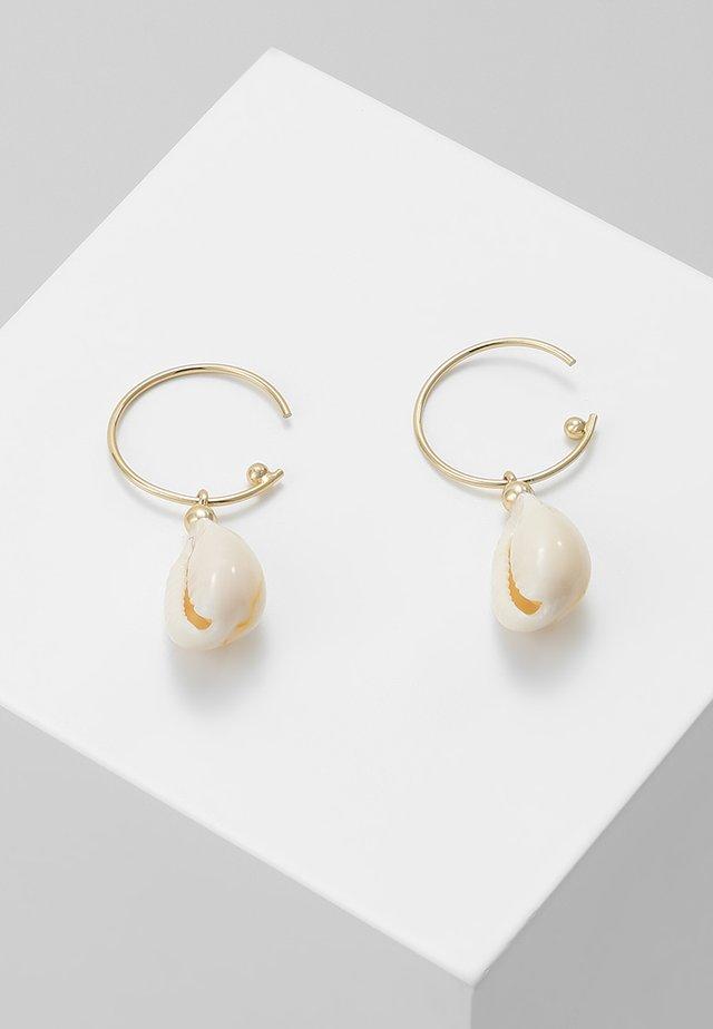 EARRINGS - Korvakorut - white