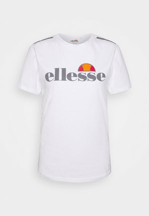 DELLE - T-shirts print - white