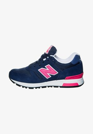 WL565 - Trainers - navy/pink