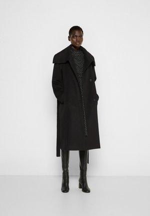 MASELI - Classic coat - black