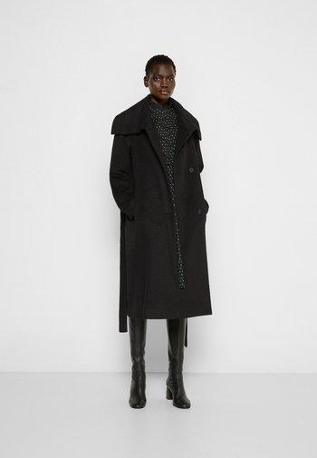 MASELI - Klassinen takki - black