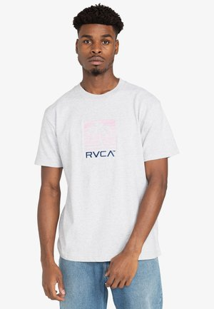 PALM BEACH - T-shirt print - athletic heathe