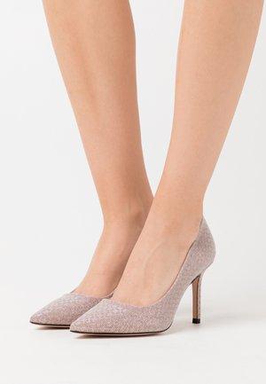 INES - High heels - rose