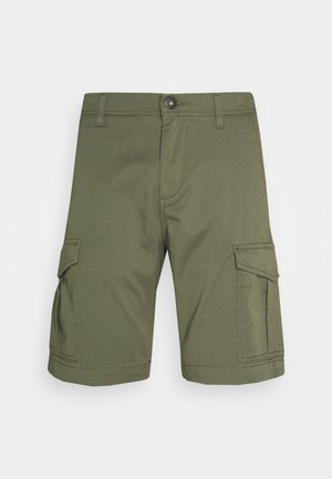 JJIJOE JJCARGO - Shorts - dusty olive