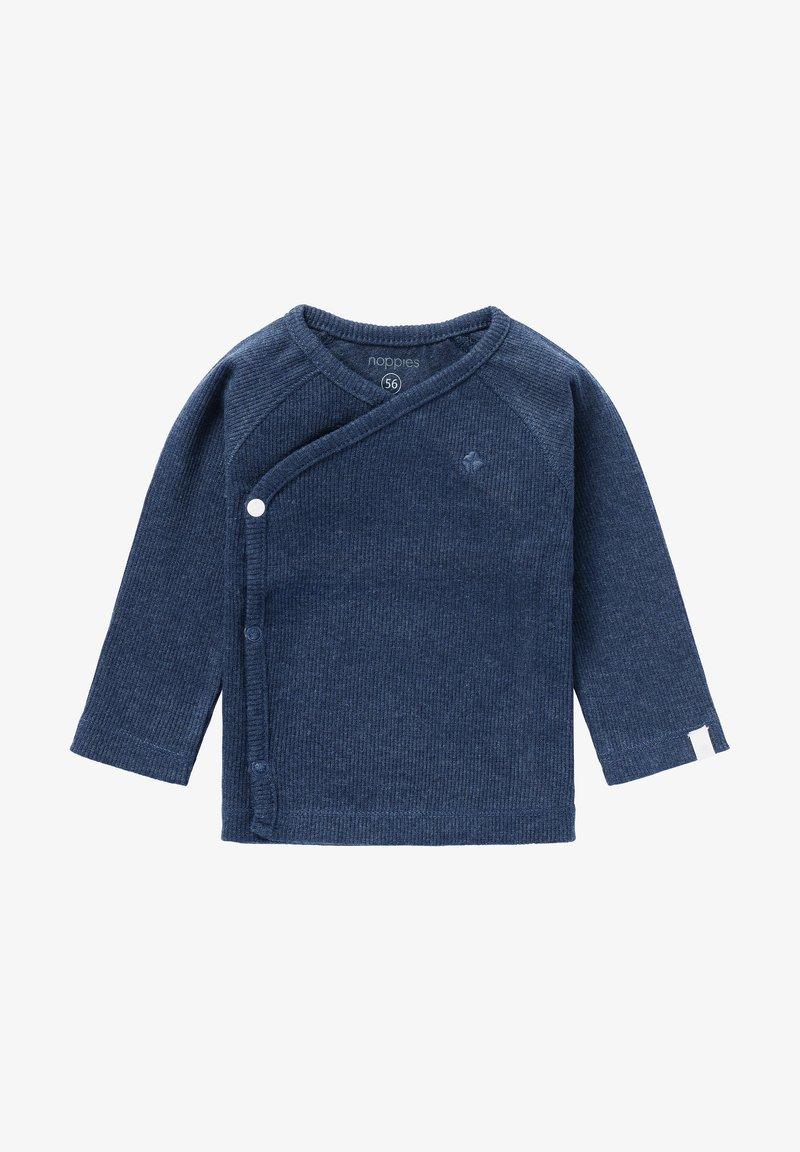 Noppies - NANYUKI - Long sleeved top - dark blue