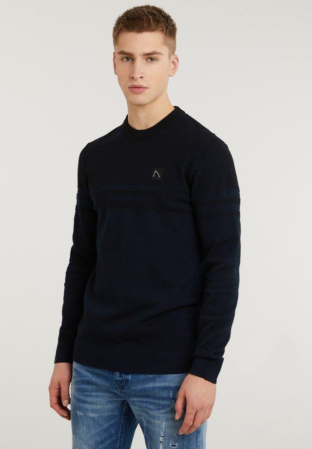 ONYX - Sweater - dark blue