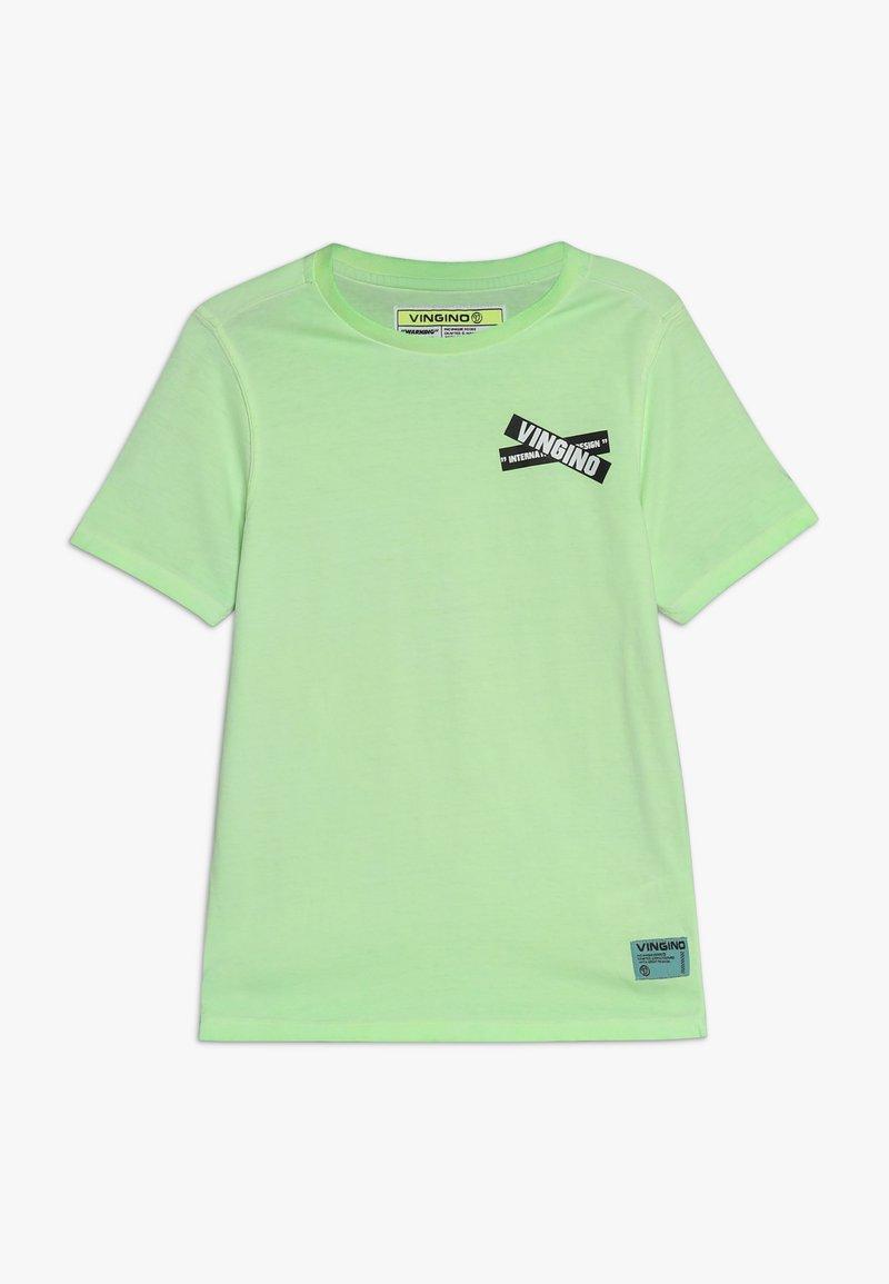 Vingino - HIXX - Print T-shirt - neon green