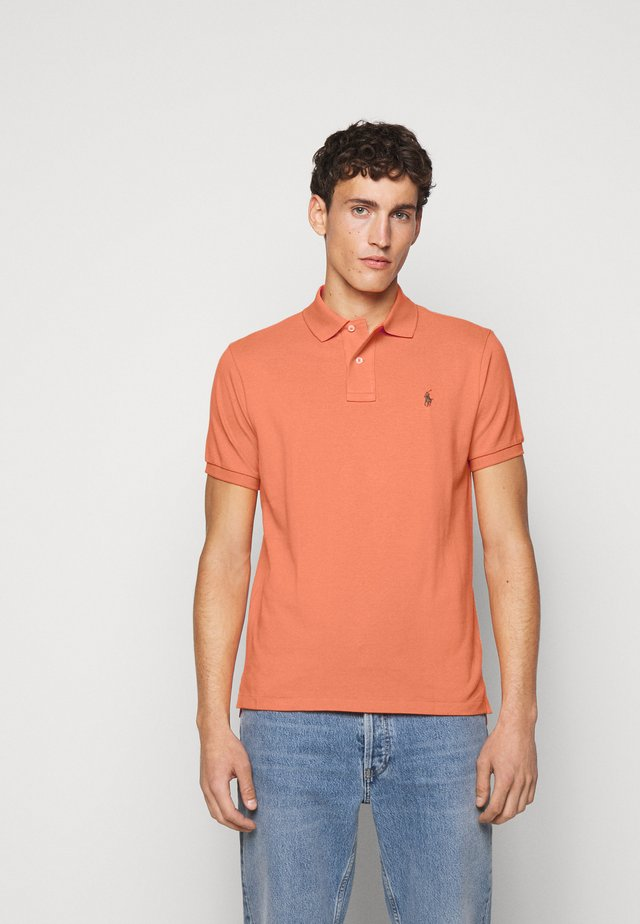 BASIC - Polo - southern orange