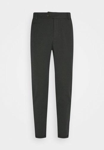 COMO SUIT PANTS SEASONAL - Trousers - phantom greem