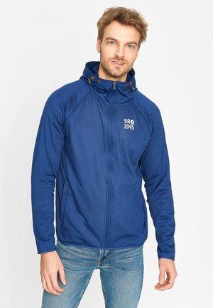 BAKER - Sweater met rits - royal blue