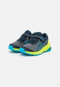 ASICS - GT-1000 10 UNISEX - Stabilty running shoes - french blue/digital aqua - 1