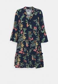 SIMPLY EASY - Denní šaty - navy blazer